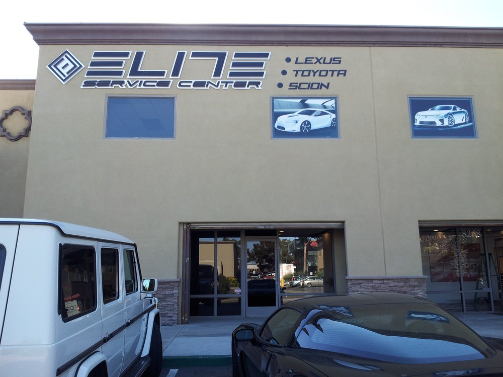 Elite Service Center Location